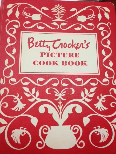 1950's Betty Crocker Cookbook