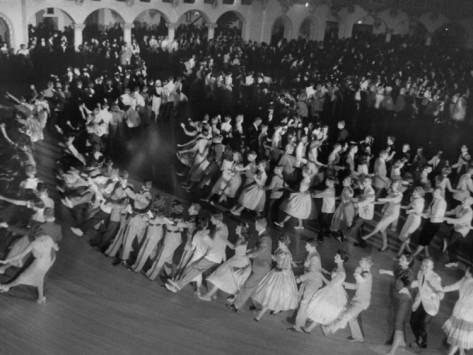1950's Bunny Hop